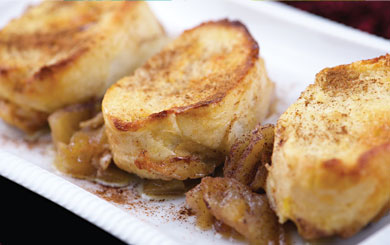 carmel_apple_french_toast