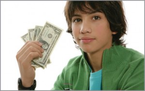 Use Your Own Money: How To Start Your Child On An Allowance