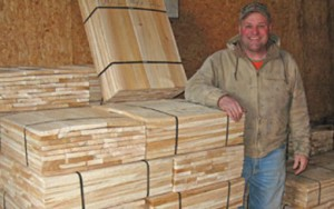 Trenary Wood Products: White Cedar From the Heart of the U.P.