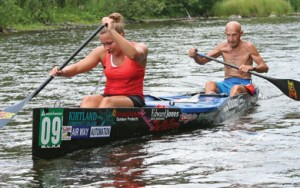 Marathon Paddler: 'Amazing Al' is Ready to Go the Distance