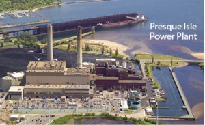 Presque Isle Power Plant