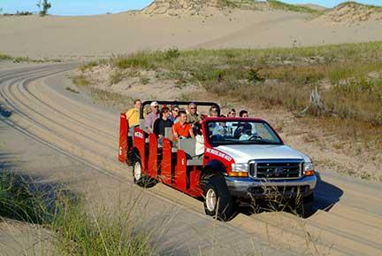 Dune-Rides