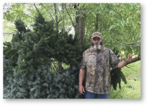 Meet Our Deer Blind Contest Winners Michigan Country