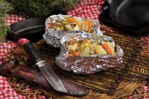 Campfire Chicken Package Meal