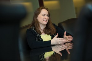 Meet Michigan's First Lady of Energy