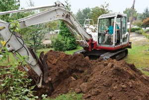 For Safe Digging, Call Miss DIG