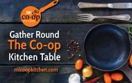 Gather Round The Co-op Kitchen Table
