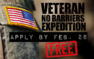 Adventures For Rural Veterans – Express Interest By Feb. 28