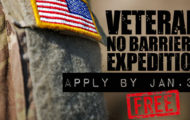 Adventures For Rural Veterans – Apply By Jan. 31