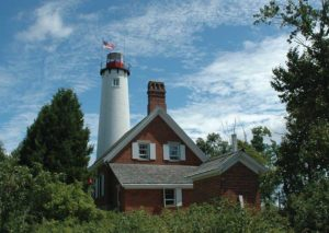 Restoring The Great Lakes Lighthouses